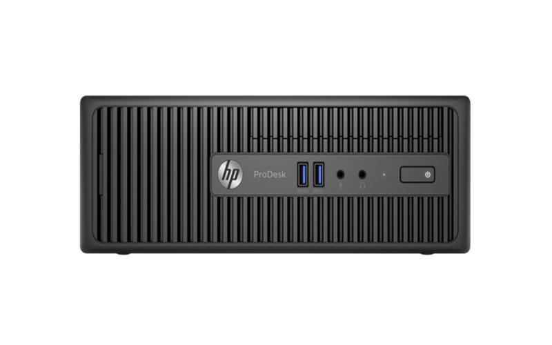 PC HP ProDesk 400 G3 con factor de forma reducido